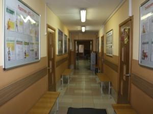 коридор на Руднева
