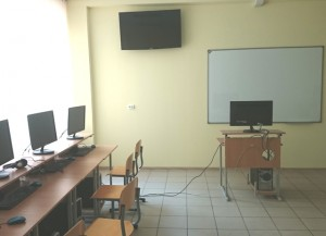 Компьютерный класс в аренду на пр. Солидарности, 11-1