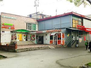 Вход ул. Будапештская, дом 33