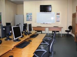 Класс для занятий с компьютерами